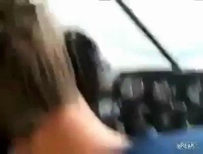 Pilot bayılmış numarası yaparsa